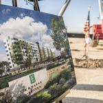 Hotel groundbreaking to deliver next use for Fulcrum's 32-acre mixed-use development (slideshow)