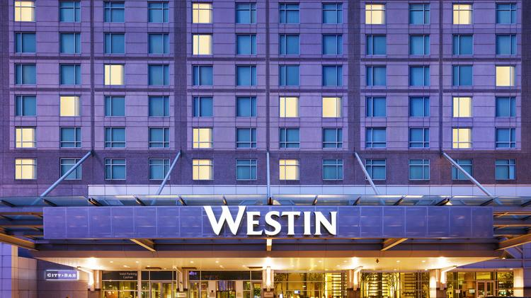 With 793 Guest Rooms The Westin Boston Waterfront Located At 425 Summer St