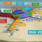 Nashville International Airport CEO updates timeline for $1.2 billion expansion plan