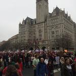 Economic impact of Trump's inauguration, women's march 'far exceeded' $1 billion
