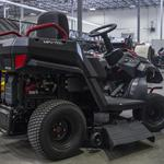 Locally produced hybrid lawnmower may be off the market again