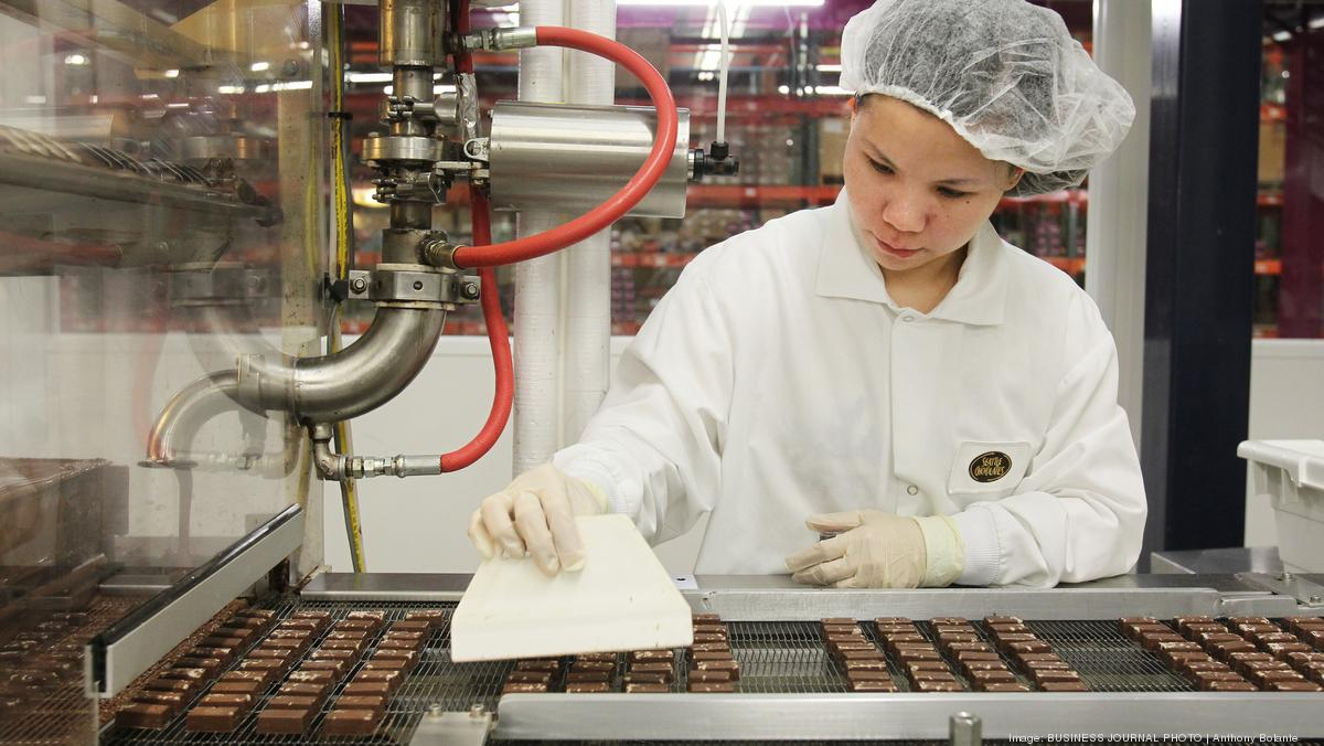 Sneak peek: Seattle Chocolates opens factory for first tours ...