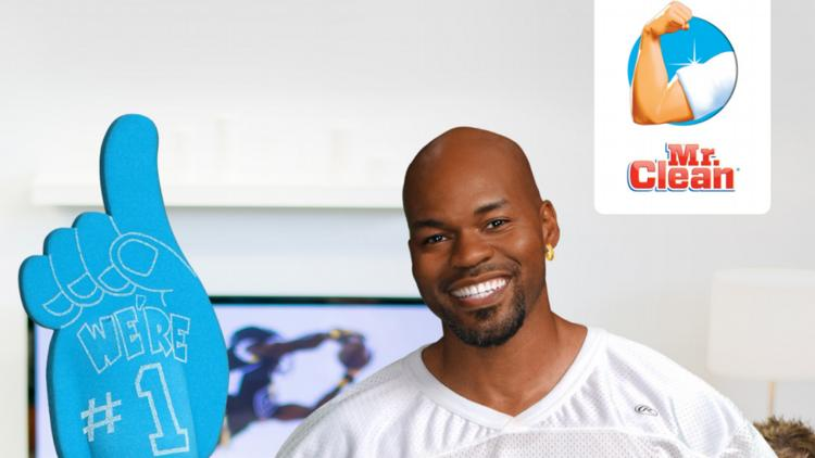 mike jackson is the new human mr clean