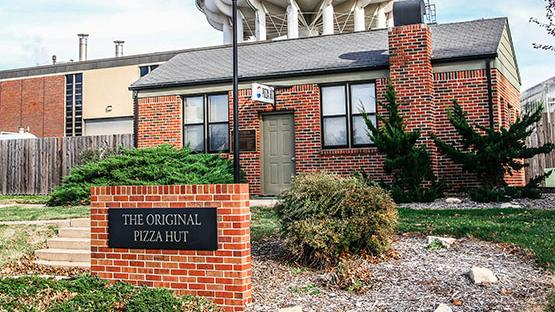 Pizza Hut Museum Opens On The Wsu Innovation Campus On April