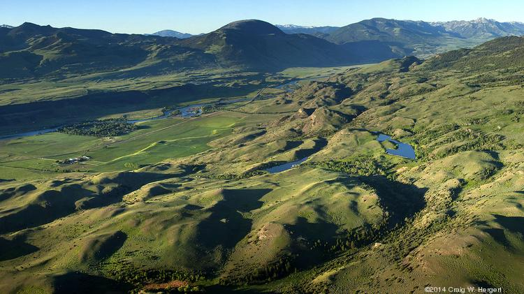 Arthur Blank S For Profit Buys 6 300 Acre Ranch In Montana