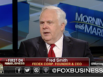 Trucking association fires back over Fred Smith's comments before Congress