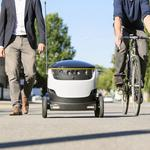 Florida senator proposes rules for tiny personal delivery robots