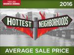 Hottest 'Hoods: Where home prices were highest in 2016