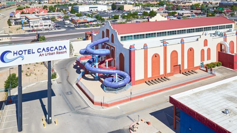 Cascada Hotel Albuquerque New Mexico