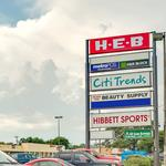 Dallas newcomer snaps up grocery-anchored property — HEB lease included
