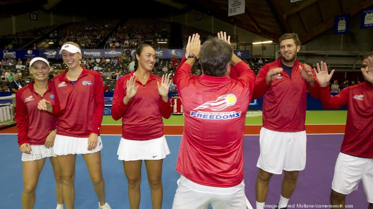 The Philadelphia Freedoms will have a new home arena in 2017