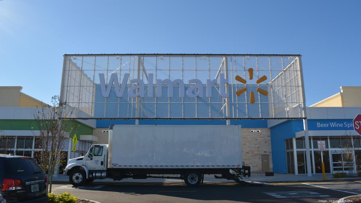 6462bfb12455b7 Lake Nona Walmart Supercenter uses high-tech gear, new layout to ...