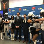 Here's the name of Baltimore's Arena Football League team (Video)