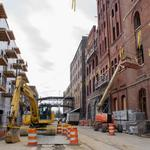 Construction: Permit filed for Tennessee Brewery tenant
