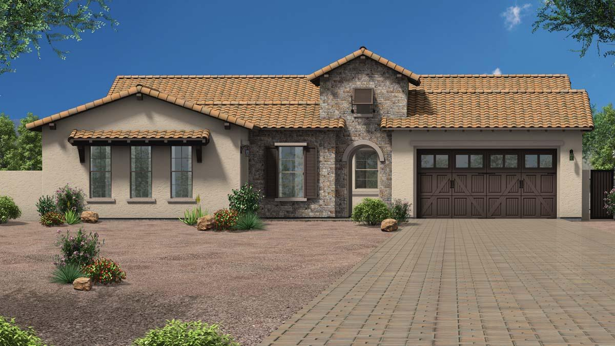 Homebuilder Going Green Sustainable With 2 New Arizona