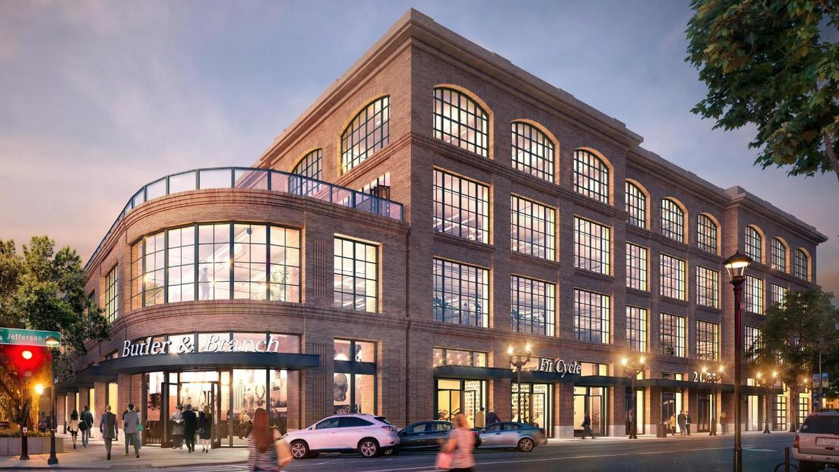 Chan zuckerberg initiative signs lease in new redwood city building chan zuckerberg initiative signs lease in new redwood city building san francisco business times malvernweather Gallery