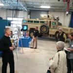 Lockheed <strong>Martin</strong> shows off autonomous vehicle tech it's developing in Colorado