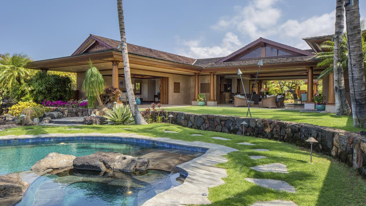 Realtors Bemoan Lack Of Super Luxury Home Inventory On Hawaiiu0027s Big Island