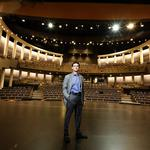 Houston director: 'The business of theater is a real business' (Video)
