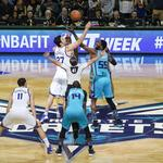 CBJ Morning Buzz: Soccer vote looms; Secret Charlotte Law recordings; BofA's Moynihan on 'frisky' firms; Scenes from Hornets-Warriors game