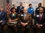 Atlanta mayoral candidates make debut at Buckhead Coalition (SLIDESHOW)