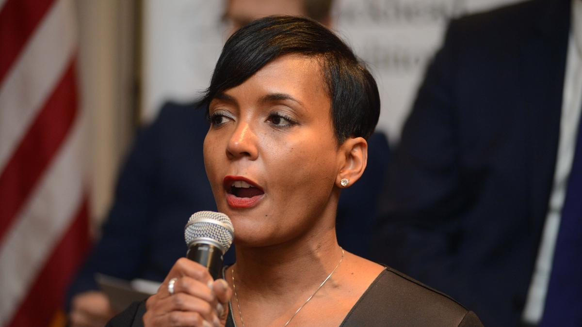 Keisha Lance Bottoms >> Atlanta to convert Campbellton Road into 'smart' corridor ...