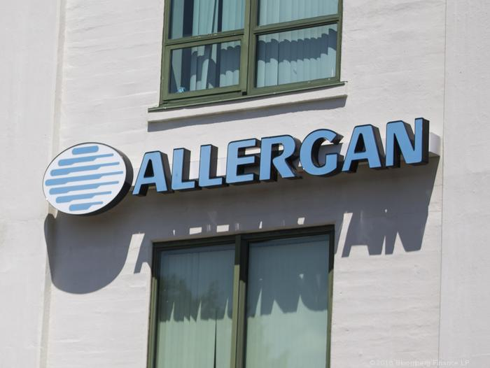 Allergan to buy Woodlands-based drug company