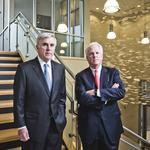 Pinnacle's power couple: <strong>Rob</strong> <strong>McCabe</strong> and Terry Turner