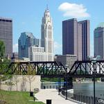What is it about Columbus, Ohio, that has Triad leaders 'blown away'?