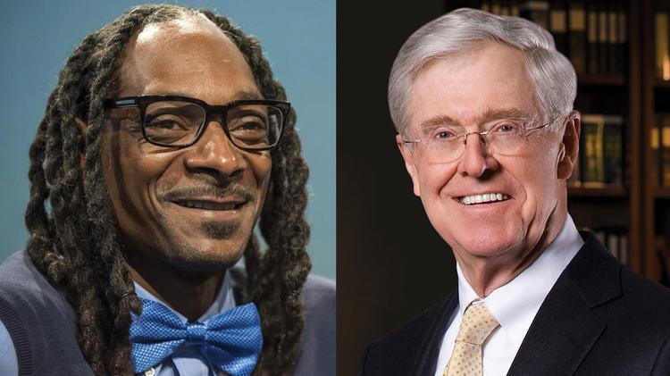 Koch Industries Inc  and hip hop come together in new documentary