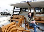 Sausalito-based water taxi Tideline Marine Group gets ready to set sail (video)