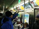 Florida tourism group snags prime ad spot on new NYC subway (Video)
