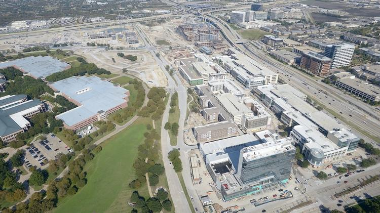 Developer Behind Toyota S Plano Campus To Build Out More