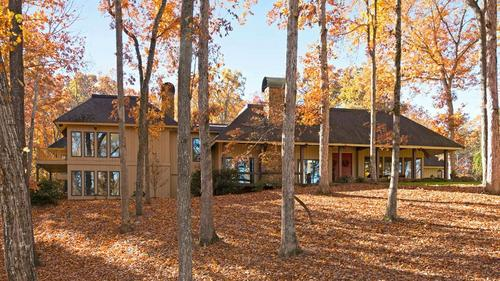Magnificent Custom Home on 10 Wooded Acres