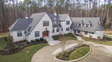 A French County Estate in Charlotte