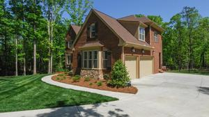Custom Home in Waybridge