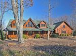 Home of the Day: Best of Both Worlds…A Mountain Retreat With Community Access to the Lake