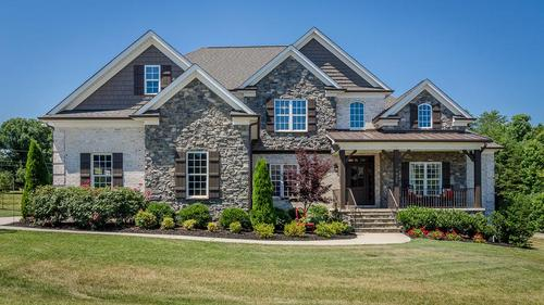 Lovely Arbor Run Home Built by Brian Thompson Homes