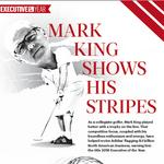 Executive of the Year: Adidas' Mark King shows his stripes