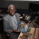 WABE's Johnson spins cool jazz for nearly 40 years