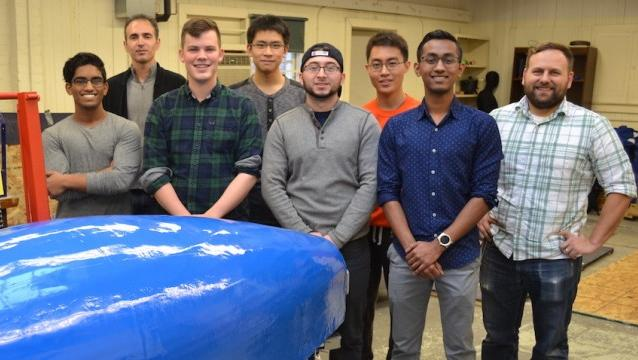 Illini students in the mix in SpaceX Hyperloop Pod Competition – Chicago Business Journal