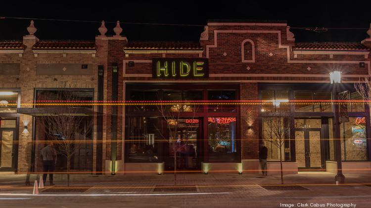 New North Texas Tail Bar Hide Opens Its Doors Jan 27 At 5 P M Situated