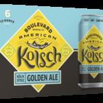 Boulevard adds American Kolsch to its year-round offerings