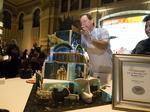 Superheroes and cake — Community leaders celebrate Milwaukee's birthday: Slideshow
