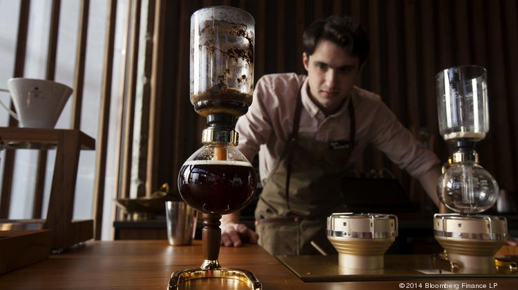 How the proliferation of artisan coffee shops may be giving