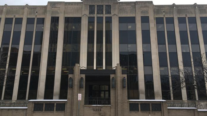 Century Plaza in downtown Minneapolis could be sold for office space