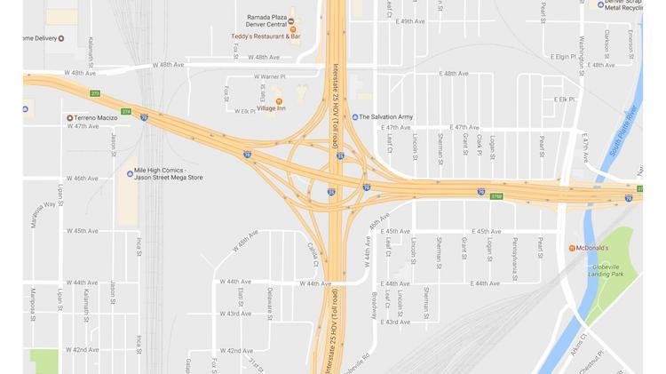Worst U.S. bottlenecks: 2 Denver interchanges are on the ...
