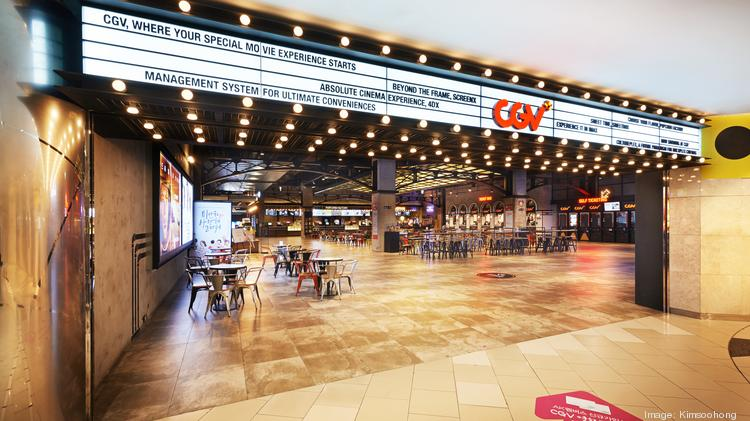 The New Cgv Buena Park Brings The South Korean Chains Signature Amenities From Motion Seats