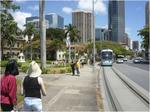Architects say street-level rail route could save Honolulu rail project $3B