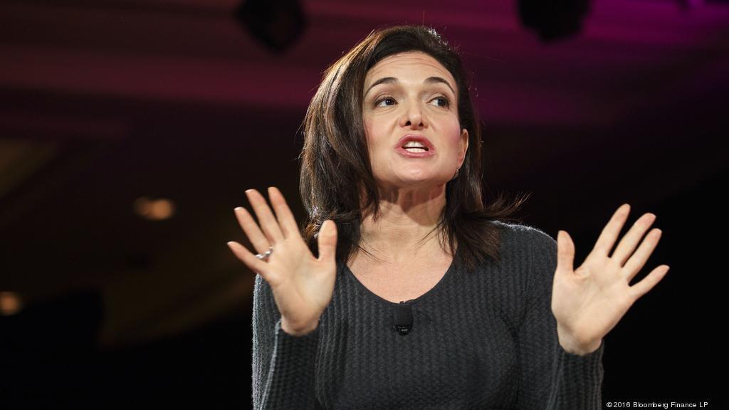 Sandberg: Leaning in doesn't work for all women